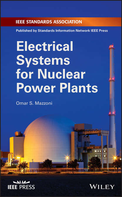 Обложка «Electrical Systems for Nuclear Power Plants»