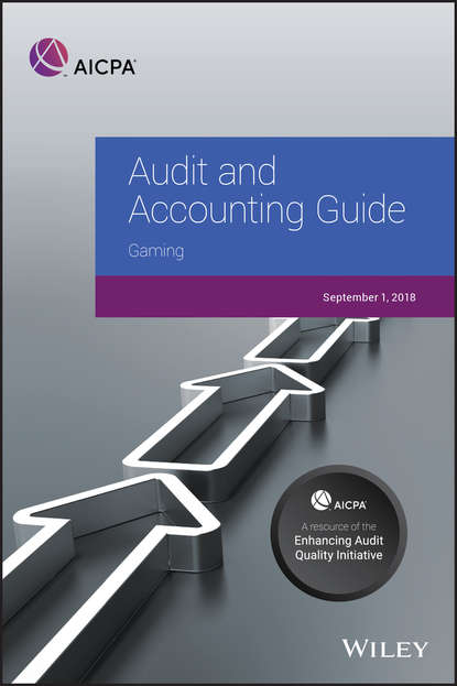 Обложка «Audit and Accounting Guide. Gaming 2018»