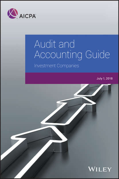 Обложка «Audit and Accounting Guide: Investment Companies»