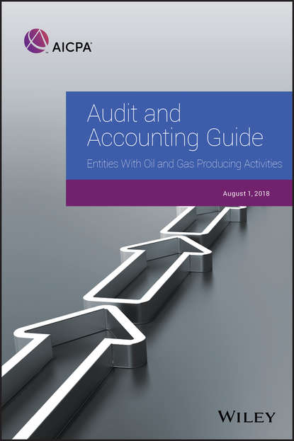 Обложка «Audit and Accounting Guide: Entities With Oil and Gas Producing Activities, 2018»