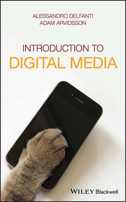 Обложка «Introduction to Digital Media»