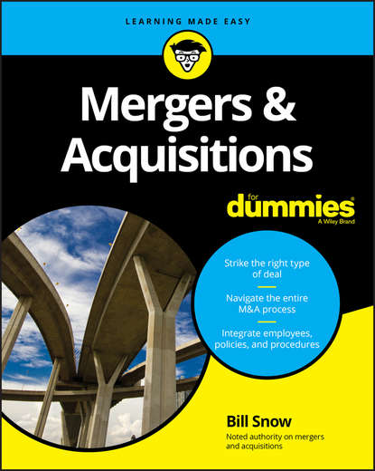 Обложка «Mergers & Acquisitions For Dummies»