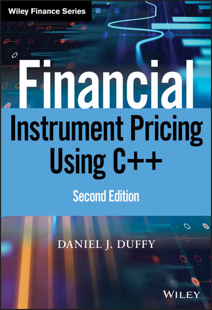 Обложка «Financial Instrument Pricing Using C++»