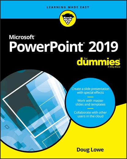 Обложка «PowerPoint 2019 For Dummies»