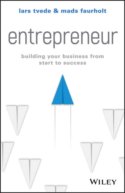 Обложка «Entrepreneur. Building Your Business From Start to Success»