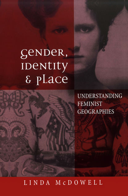 Обложка «Gender, Identity and Place. Understanding Feminist Geographies»