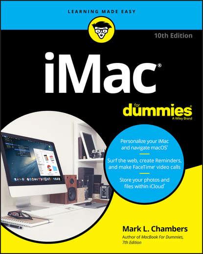 Обложка «iMac For Dummies»