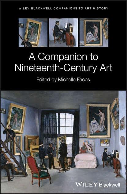 Обложка «A Companion to Nineteenth-Century Art»