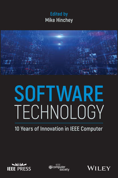 Обложка «Software Technology. 10 Years of Innovation in IEEE Computer»
