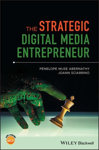 Обложка «The Strategic Digital Media Entrepreneur»