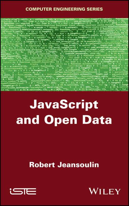 Обложка «JavaScript and Open Data»