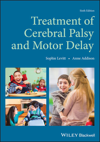Обложка «Treatment of Cerebral Palsy and Motor Delay»