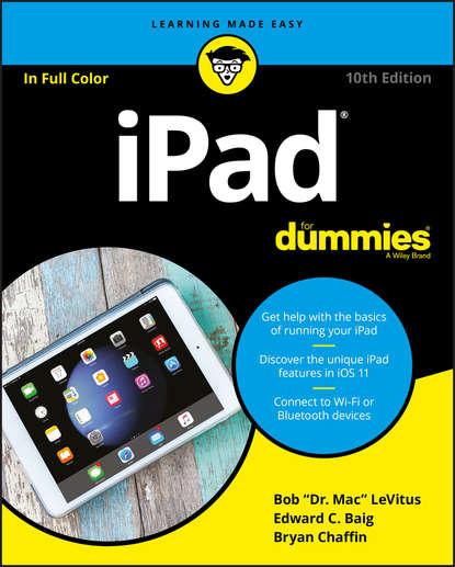 Обложка «iPad For Dummies»