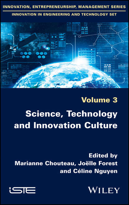 Обложка «Science, Technology and Innovation Culture»