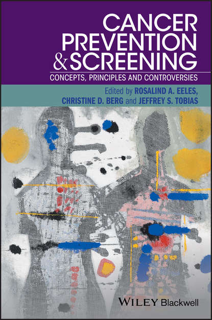 Обложка «Cancer Prevention and Screening. Concepts, Principles and Controversies»