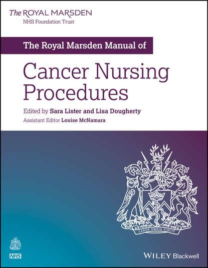 Обложка «The Royal Marsden Manual of Cancer Nursing Procedures»
