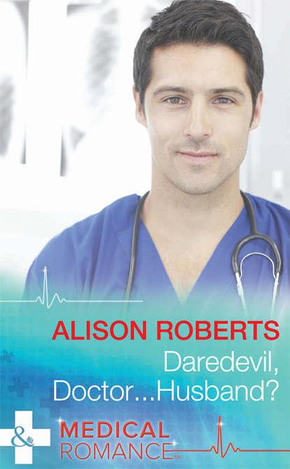 Обложка «Daredevil, Doctor...Husband?»