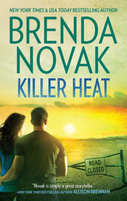 Обложка «Killer Heat»