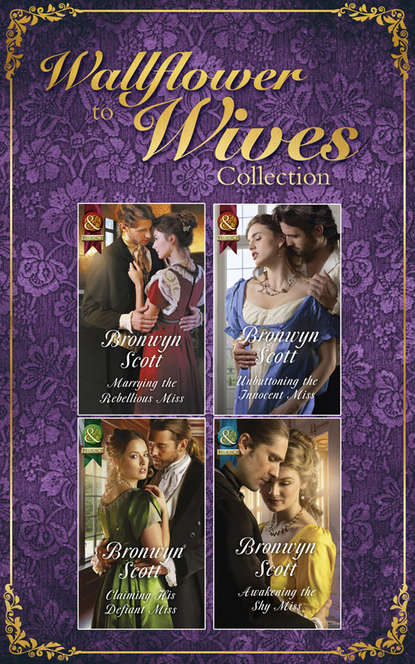 Обложка «The Wallflowers To Wives Collection»