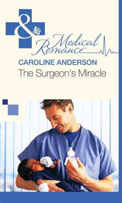 Обложка «The Surgeon's Miracle»