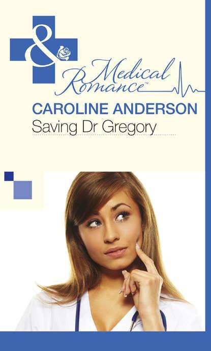 Обложка «Saving Dr Gregory»