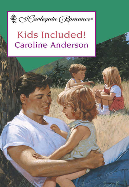 Обложка «Kids Included»