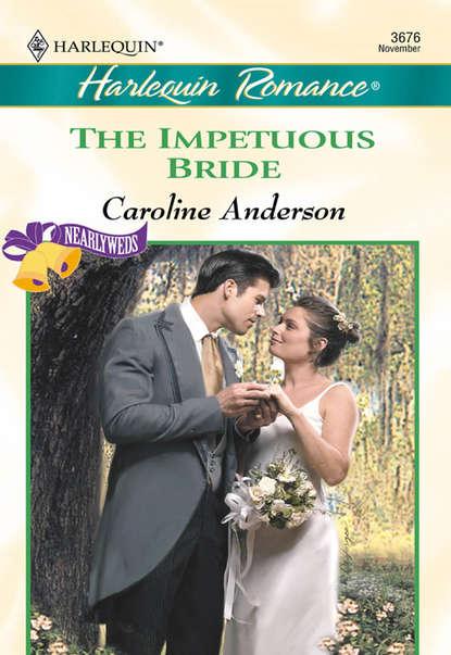 Обложка «The Impetuous Bride»