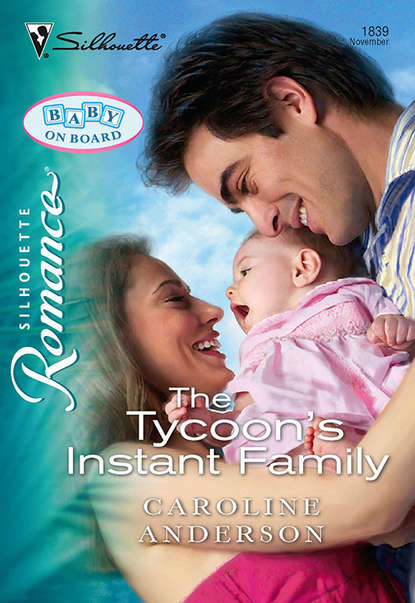 Обложка «The Tycoon's Instant Family»
