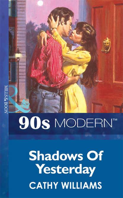 Обложка «Shadows Of Yesterday»