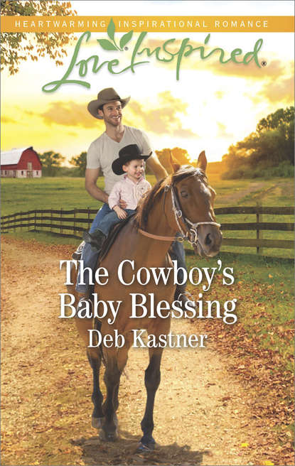 Обложка «The Cowboy's Baby Blessing»