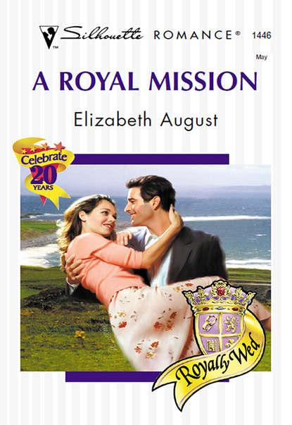 Обложка «A Royal Mission»