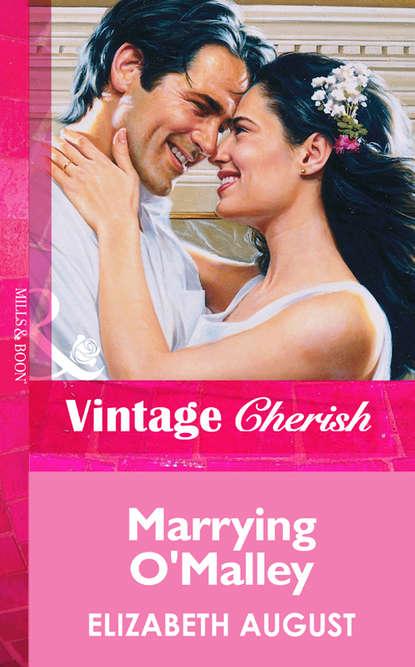 Обложка «Marrying O'malley»