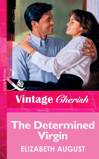 Обложка «The Determined Virgin»