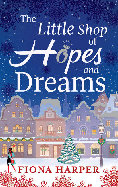 Обложка «The Little Shop of Hopes and Dreams»