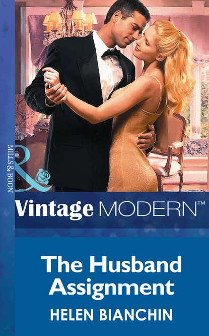 Обложка «The Husband Assignment»