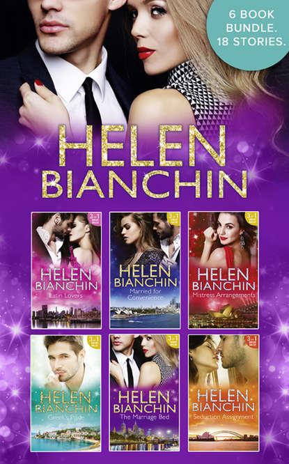 Обложка «The Helen Bianchin Collection»