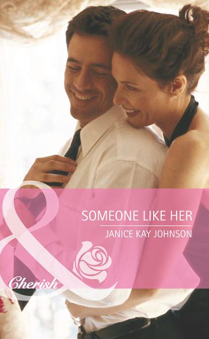 Обложка «Someone Like Her»