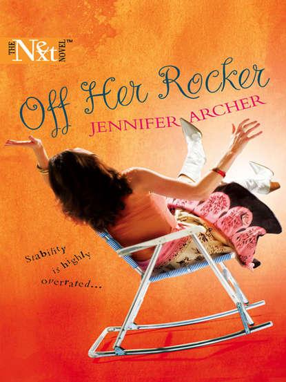 Обложка «Off Her Rocker»
