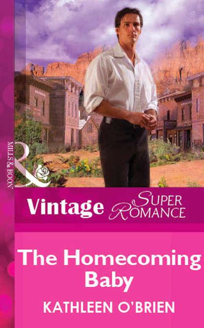 Обложка «The Homecoming Baby»