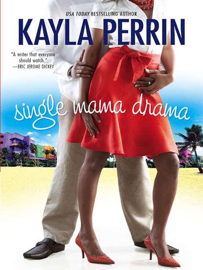 Обложка «Single Mama Drama»
