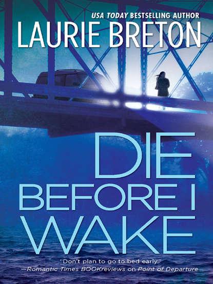 Обложка «Die Before I Wake»