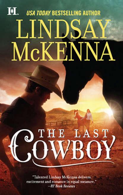 Обложка «The Last Cowboy»