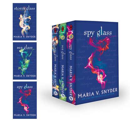 Обложка «Glass Collection: Storm Glass / Sea Glass / Spy Glass»
