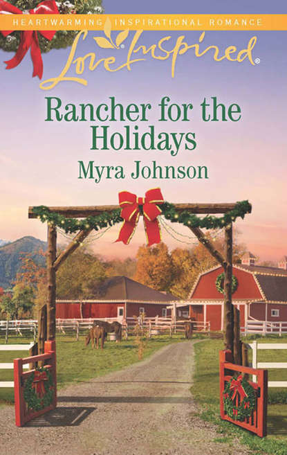 Обложка «Rancher For The Holidays»