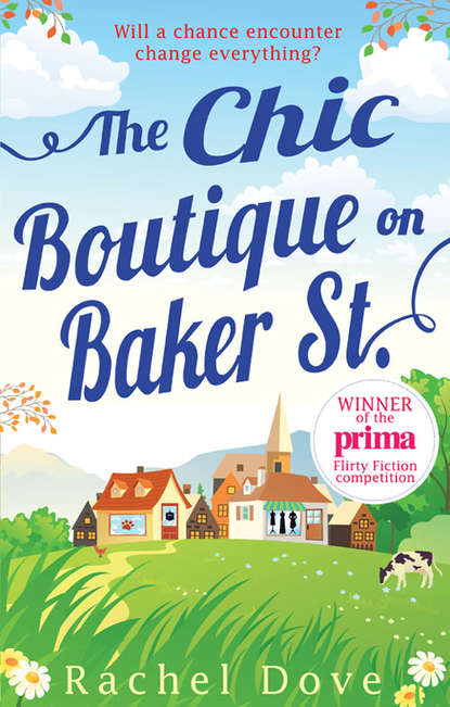 Обложка «The Chic Boutique On Baker Street»