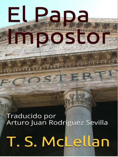 Обложка «El Papa Impostor»