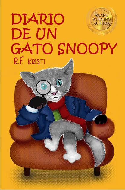Обложка «Diario De Un Gato Snoopy»