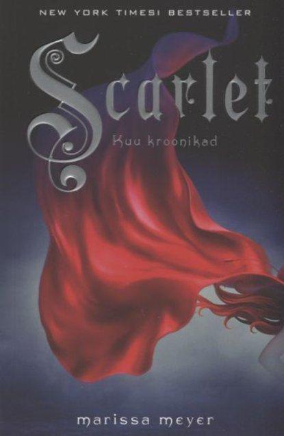 Обложка «Kuu kroonikad 2: Scarlet»