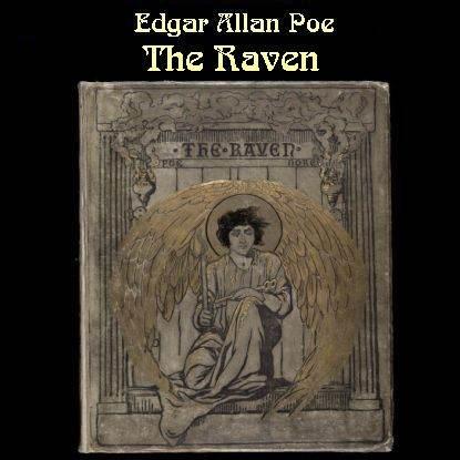 Обложка «The Raven»