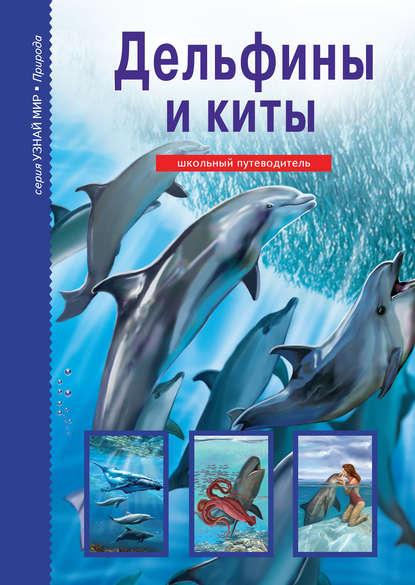 Обложка «Дельфины и киты»